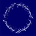 lord of the rings script navy