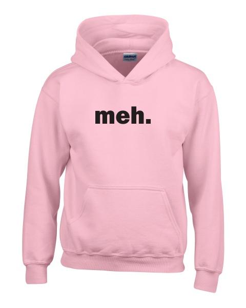 meh ladies hoodie