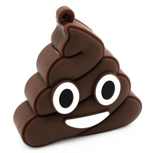 poop emoji usb drive 01