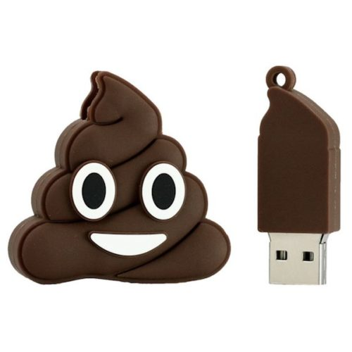 poop emoji usb drive 03