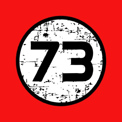 73 red