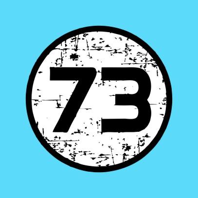 73 sky blue