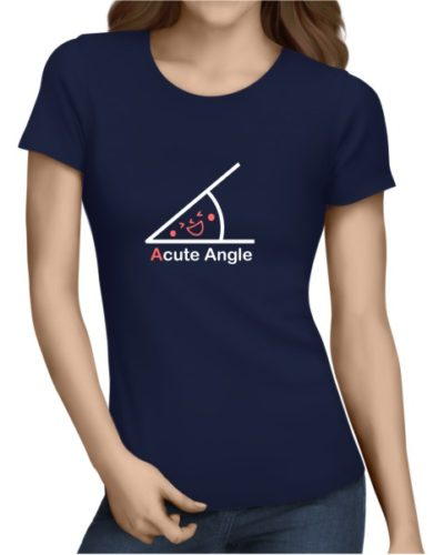 Acute Angle Ladies Navy