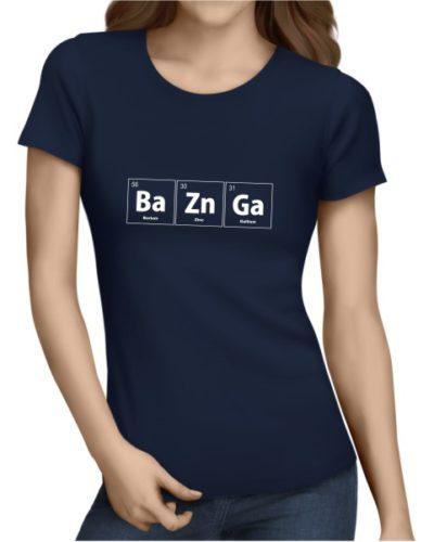 BaZnGa Ladies Navy