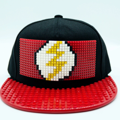Flash snapback Cap