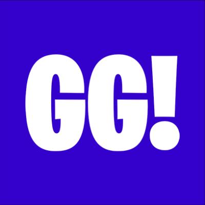 GG blue square