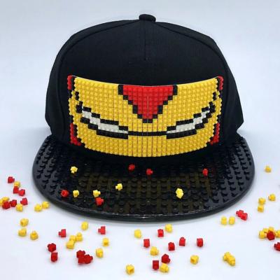 IronMan snapback cap