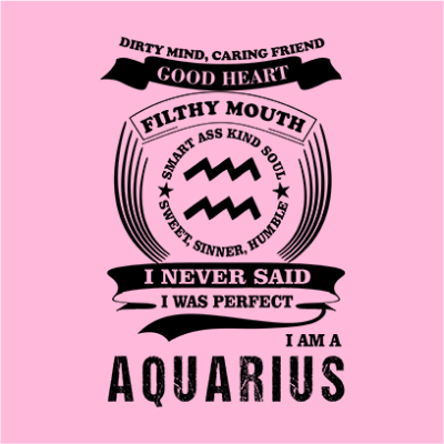 aquarius pink square