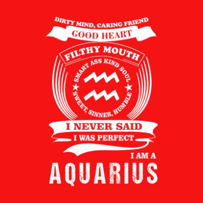 aquarius red square