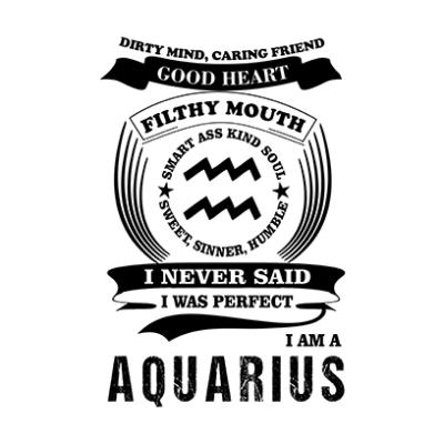 aquarius white square