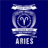 aries navy square