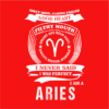 aries red square