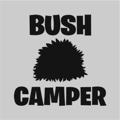 bush camper grey square