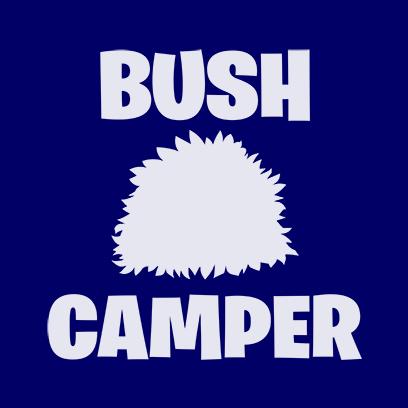 bush camper navy square