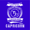 capricorn blue square