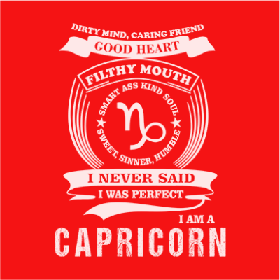 capricorn red square