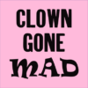 clown gone mad pink square