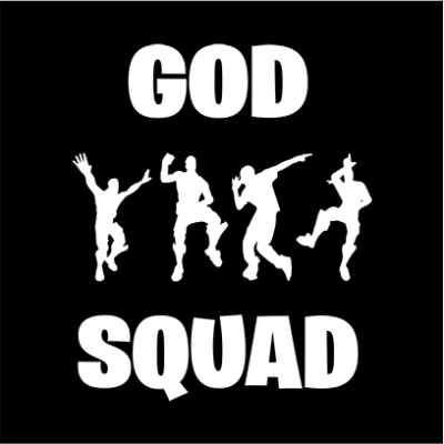 god squad black square