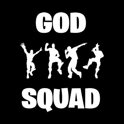 god squad black square
