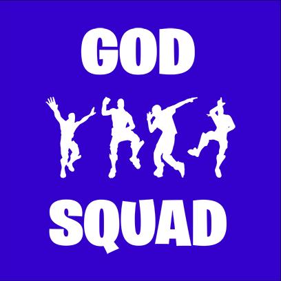 god squad blue square