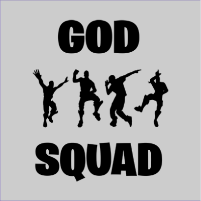 god squad grey square