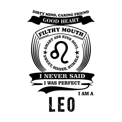 leo white square