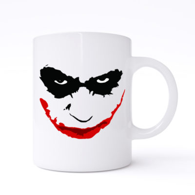 joker smile mugs