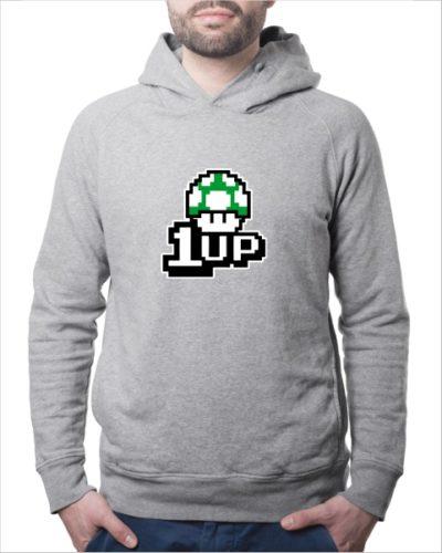 1up hoodie