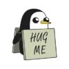 Adventure-Time-hug-me-white