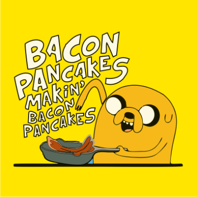 Adventure-Time-makin-bacon-pancakes-sunflower