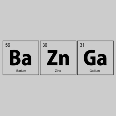 BaZnGa-grey