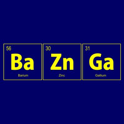 BaZnGa-navy