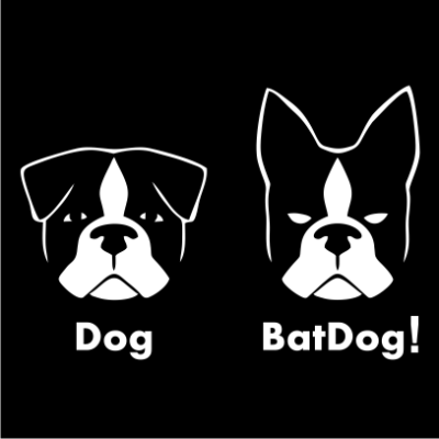 BatDog-Black