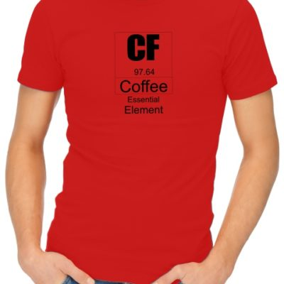 Coffee-essential-element-mens-short-sleeve-shirt
