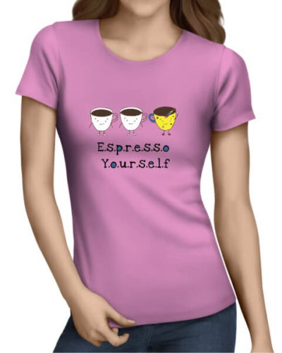 Espresso-yourself-ladies-short-sleeve-shirt-