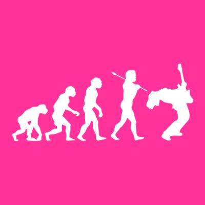 Evolution-fuchsia