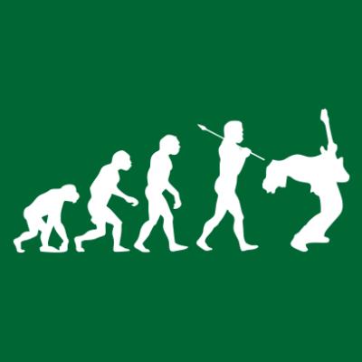 Evolution-green