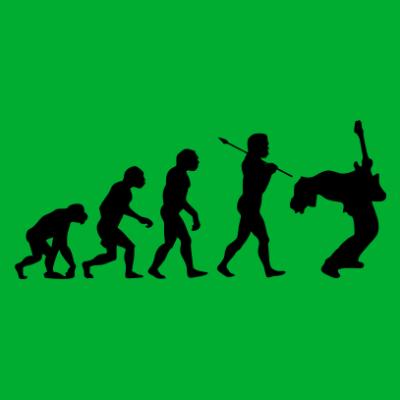 Evolution-kelly-green