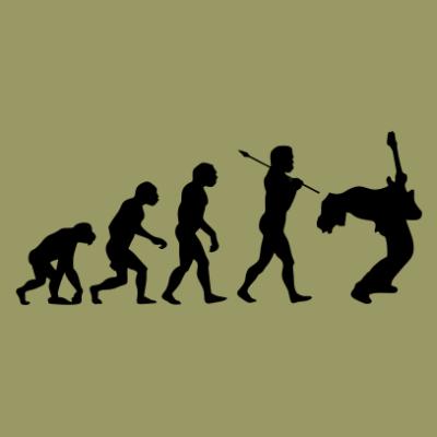 Evolution-khaki