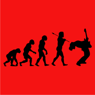 Evolution-red1
