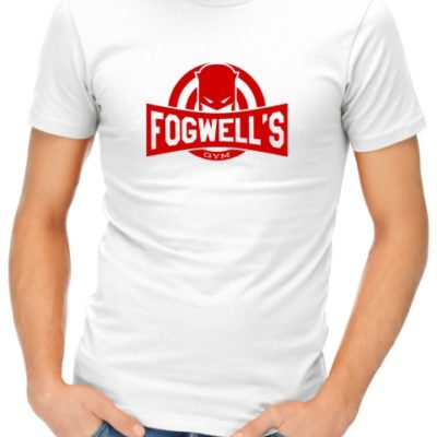 Fogwells Gym Mens White