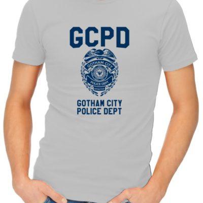 GCPD Mens Grey