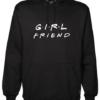 Girlfriend Black Hoodie