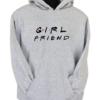Girlfriend Grey Hoodie