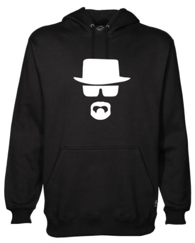 Heisenberg 3 Black Hoodie