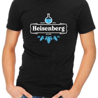 Heisenberg Mens Black