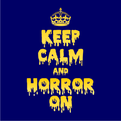Keep-Calm-and-Horror-On-Navy