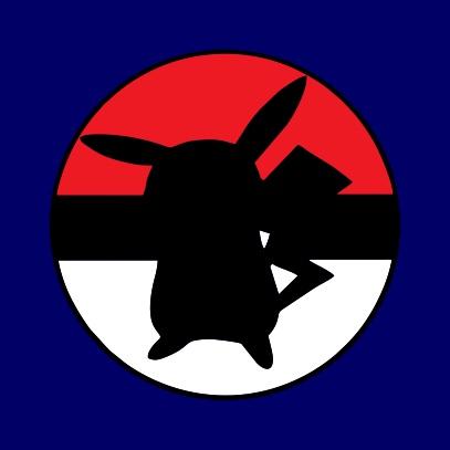 Pikachuball-logo-dark-blue
