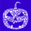 Pumpkin-Face-Royal-Blue