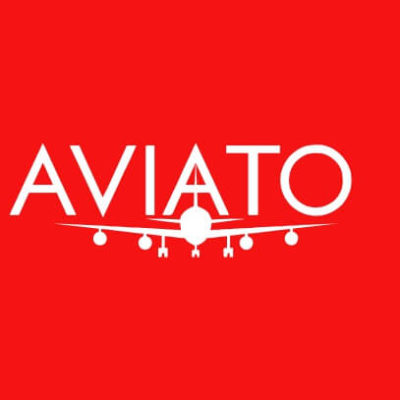 Silicon-Vally-Aviato-plane-red